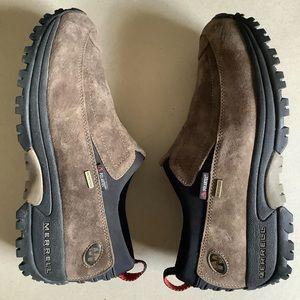 Merrill Polar Moc Waterproof Hiking Shoes